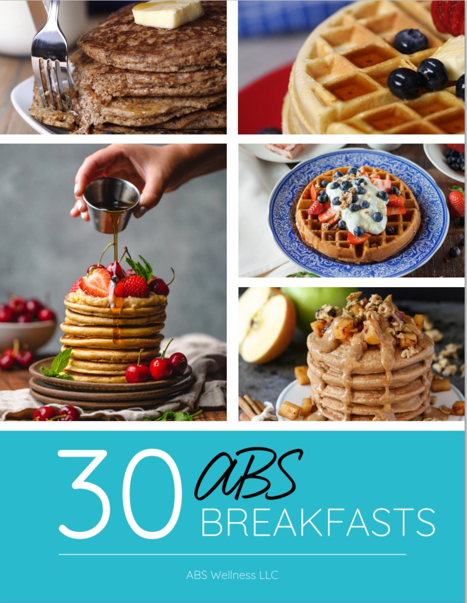 30 Delicious ABS Breakfasts Recipes Ebook