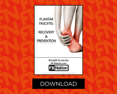 Download our plantar fasciitis exercise ebook