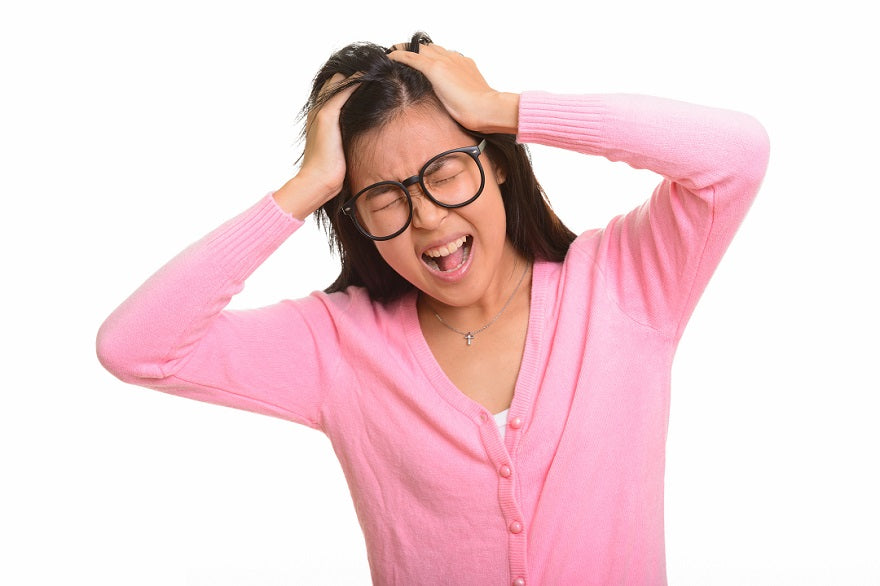 Is Your Stress Causing Hair Loss?  The Facts
