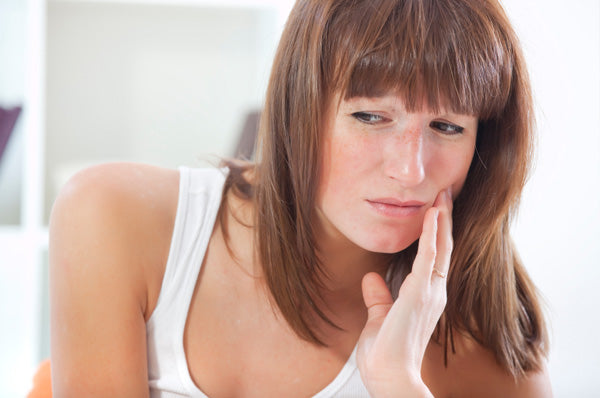 Hormonal imbalance causes hair fall