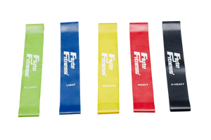 Flyte Fitness Resistance Band Set