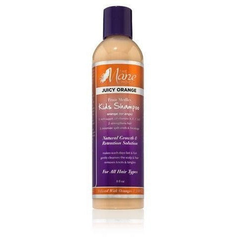 Juicy Orange Fruit Medley Kids Shampoo 8 Ounce