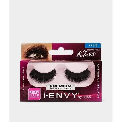 Kiss i.ENVY Premium Human Hair Hollywood 03 KPE38 - LocoBeauty