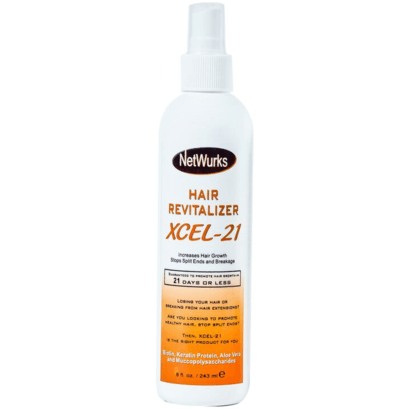 NetWurks Hair Revitalizer Xcel-21 8 oz