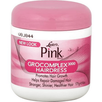 Pink Grocomplex 3000 Hairdress 6 Ounce