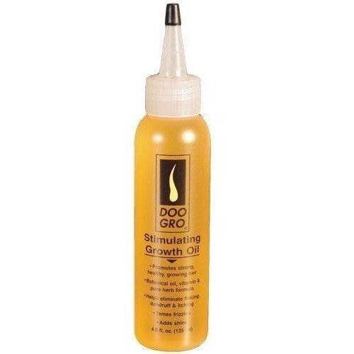 DOO GRO Stimulating Growth Oil 4.5 Ounce