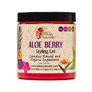 Alikay Naturals Aloe Berry Styling Gel 8 Ounce