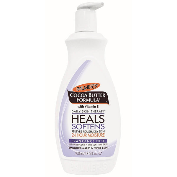 Palmer's Cocoa Butter Formula With Vitamin E Daily Skin Therapy Fragrance Free