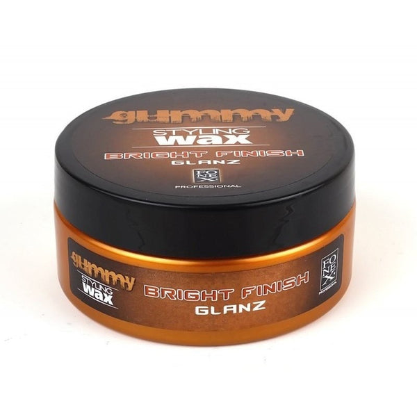 Gummy Styling Wax Bright Finish Glanz 5 Ounce