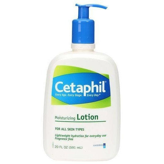 Cetaphil Moisturizing Lotion For All Skin Types