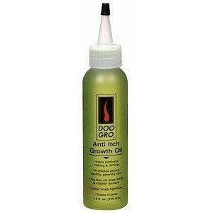 DOO GRO Anti Itch Growth Oil 4.5 Ounce