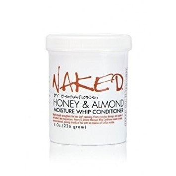 Naked Honey & Almond Moisture Whip Conditioner 8 Ounce