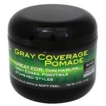 Swing It Gray Coverage Pomade Alcohol Free 4 Ounce