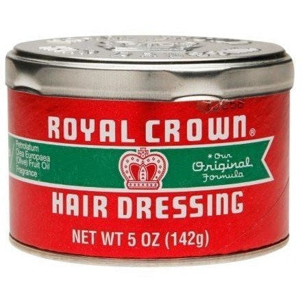Royal Crown Hair Dressing 8 Ounce