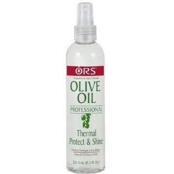 ORS Olive Oil Professional Thermal Protect & Shine 8 Ounce