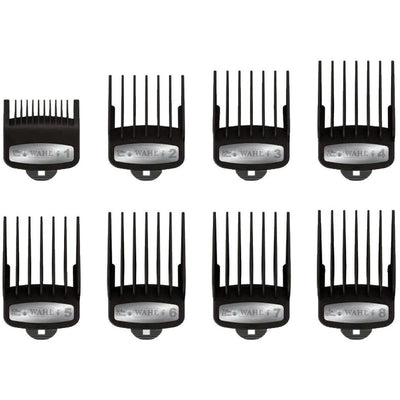 Wahl 3171-500 8-Pack Premium Cutting Guides - LocoBeauty