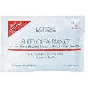 Loreal Super Oreal Blanc Powder Bleach