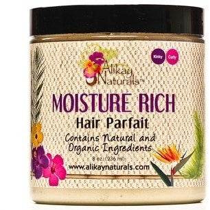 Alikay Naturals Moisture Rich Hair Parfait 8 Ounce