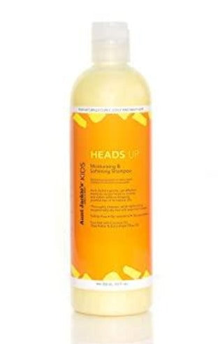 Aunt Jackie's Girls Heads Up Moisturizing & Softening Shampoo 12 Ounce
