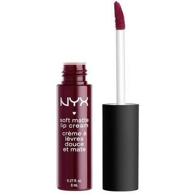 NYX Cosmetics Soft Matte Lip Cream - LocoBeauty