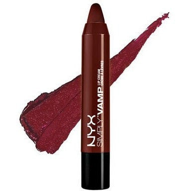 NYX Cosmetics Simply Vamp Lip Cream - LocoBeauty