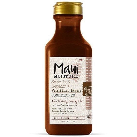 Maui Moisture Smooth & Repair Vanilla Bean Conditioner 13 Ounce