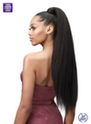 Bobbi Boss Boss Up Wrap Pony Velcro Wrap Kinky Perm Straight - Locobeauty