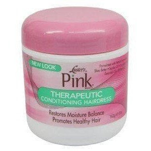 Pink Therapeutic Conditioning Hairdress 5 Ounce