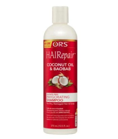 ORS HAIRepair Invigorating Shampoo 12.5 Ounce
