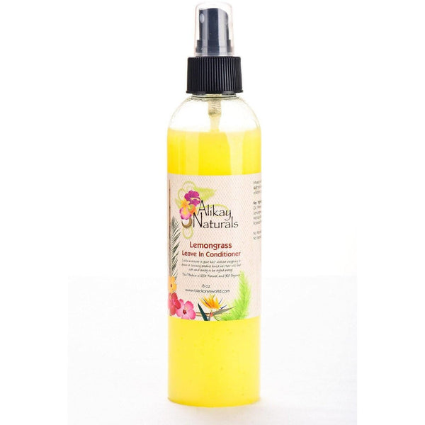 Alikay Naturals Lemongrass Leave-In Conditioner 8 Ounce - LocoBeauty