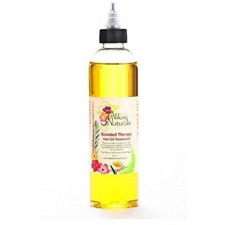 Alikay Naturals Blended Therapy Hot Oil Treatment 8 Ounce - LocoBeauty