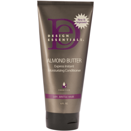 Design Essentials Almond Butter Express Instant Moisturizing Conditioner 6 Ounce