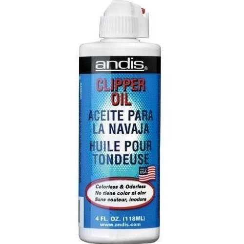 Andis Clipper Oil, 4 Ounce