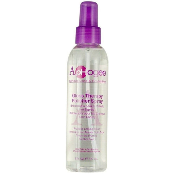 ApHogee Gloss Therapy Polisher Spray 6 Ounce