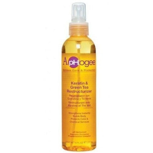 ApHogee Keratin & Green Tea Restructureizer 8 Ounce