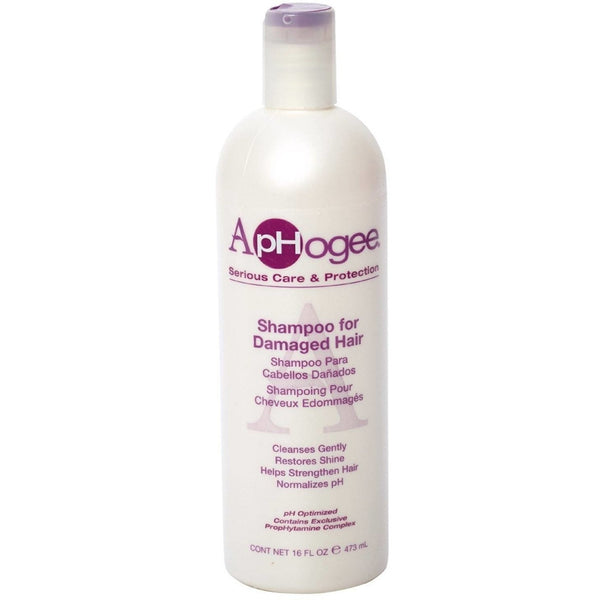ApHogee Shampoo for Damaged Hair 16 Ounce