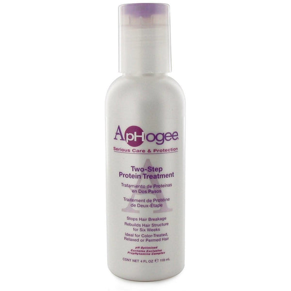 ApHogee Two-Step Protein Treatment 4 Ounce