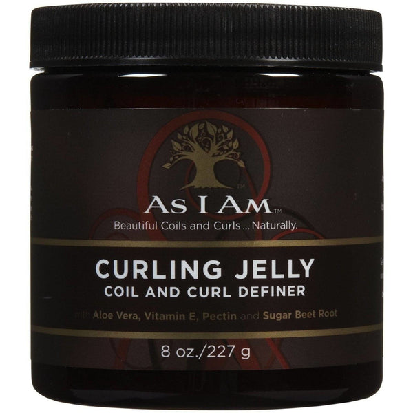 As I Am Curling Jelly Coil and Curl Definer 8 Ounce