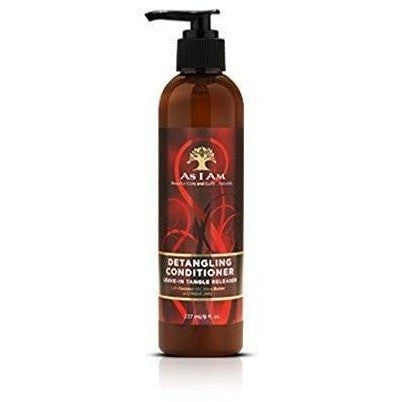 As I Am Detangling Conditioner Leave-In Tangle Realeaser 8 Ounce