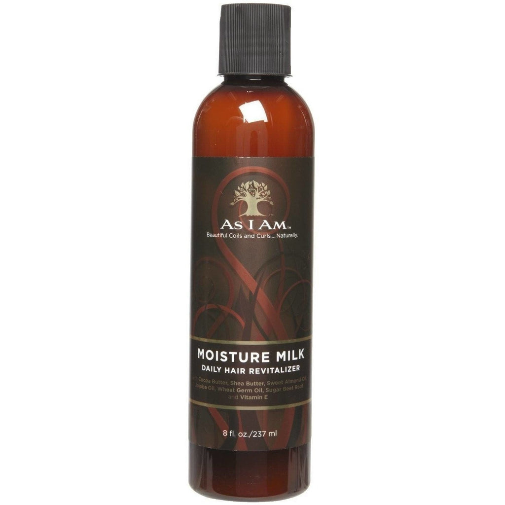 As I Am Moisture Milk Daily Hair Revitalizer 8 Ounce