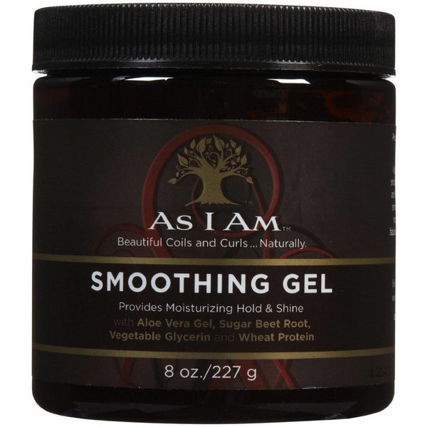 As I Am Smoothing Gel, 8 Ounce