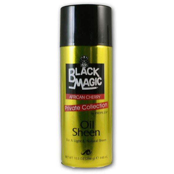 Black Magic African Cherry Private Collection Oil Sheen 10.5 Ounce