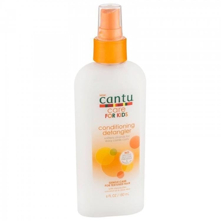 Cantu Care For Kids Conditioning Detangler 6 Ounce