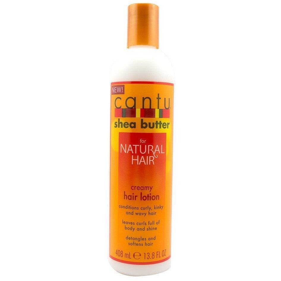 Cantu Shea Butter for Natural Hair Conditioning Creamy Hair Lotion 12 Ounce