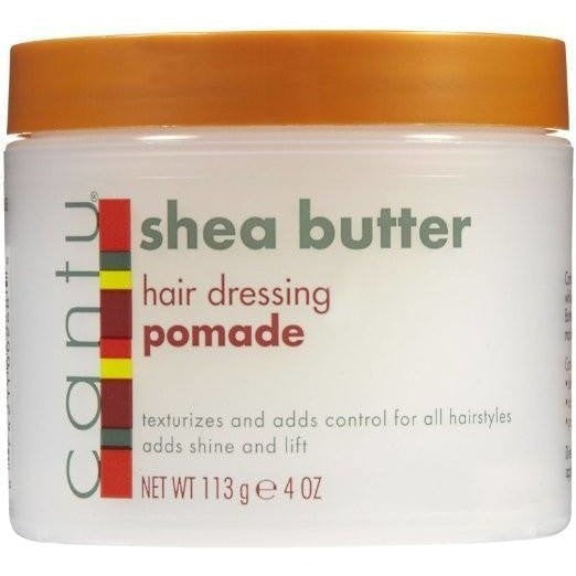 Cantu Shea Butter Hair Dressing Pomade 4 Ounce