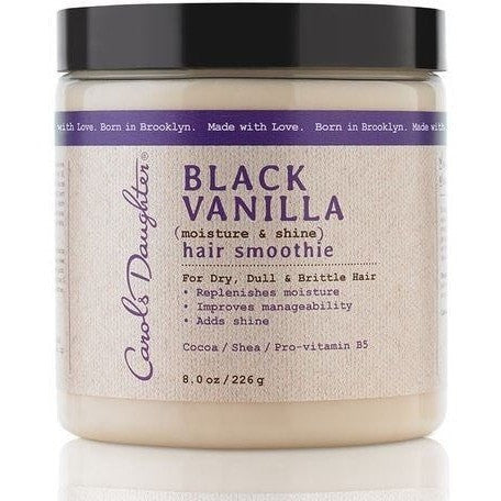 Carol's Daughter Black Vanilla Moisture & Shine Hair Smoothie 8 Ounce