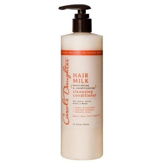 Carol's Daughter Hair Milk Nourishing & Conditioning Cleansing Conditioner 12 Ounce