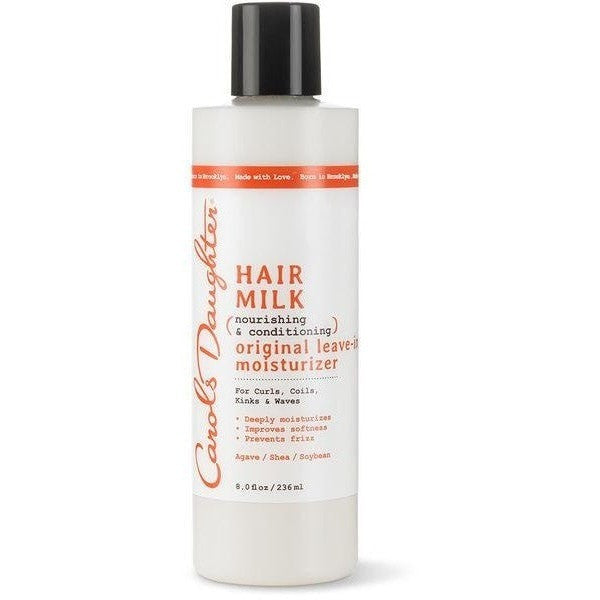 Carol's Daughter Hair Milk Nourishing & Conditioning Original Leave-In 8 Ounce
