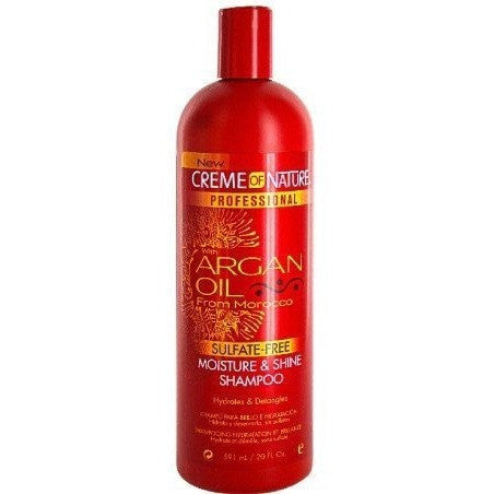 Creme Of Nature With Argan Oil From Morocco Moisture & Shine Shampoo 20 fl oz