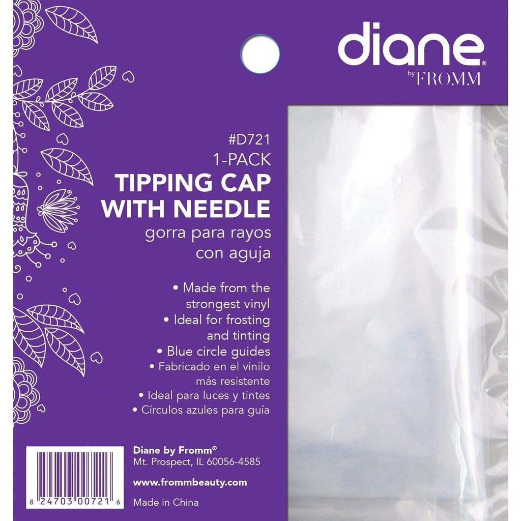 Diane Tipping Cap Reusable 1-Pack D721